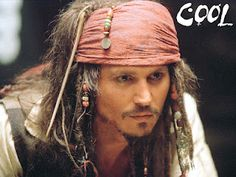 He is just so talented.  Jack Sparrow, and his character in 'Chocolat' - my favorites  :)