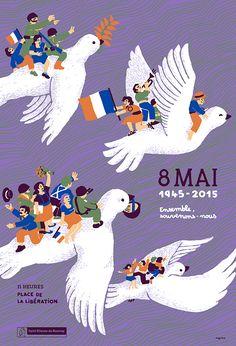 8 MAI 1945 – 2015   Dugudus