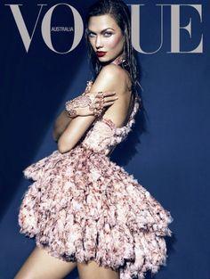 Karlie Kloss, Vogue Australia