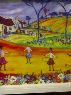 Portchie original South African art