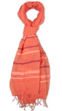 New fashionABLE scarf exclusively at @ONE Campaign shop - 100% helps support the Ethiopian women who made them.