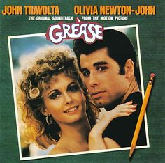 olivia newton john seventies hairstyle in grease the movie