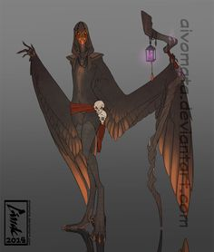 Haroth: Scarecrow [Closed] by Aivomata