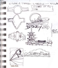 Doodles © Eddie Peña #studio1482 #illustration #design #art #drawing #reportage