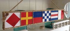 Items similar to Nautical Maritime Flag Wood Sign, Nautical Family Name Sign, Nautical Flag Family Name Sign, Nautical Flag Destination Name Sign on Etsy Nautical Flags, Wood Signs, Handmade Gifts, Vintage, Etsy, Wooden Plaques, Kid Craft Gifts, Wooden Signs, Craft Gifts
