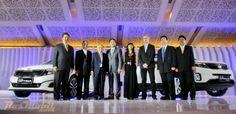 Kia Luncurkan Optima dan Sorento Diesel #IIMS2013 #BosMobil