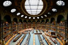 National Library of France – Paris, France