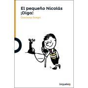 Al pequeño Nicolás su padre le ha quitado el teléfono para siempre...#libros #imaginación #leer ¿qué mejor regalo?🎁