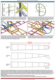 1:32 Fokker Eindecker wing conversion set For Wingnut Wings E.II/E.III/E.IV kits - posted in Aircraft Reviews: 1:32 Fokker Eindecker wing conversion set For Wingnut Wings E.II/E.III/E.IV kitsRB Productions Catalogue # RB-P32032 Available from RB Productions for €55,01     World War 1 modellers spend so much time creating painting and finishing effects that make their plastic creations look like fabric covered, timber airframes. But, what if you actually wanted to show tho...