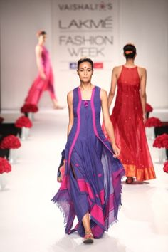 LAKME FASHION WEEK SUMMER/RESORT 2013 - Vaishali S