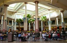 Tanforan Mall Food court makes proteins like the ribosome synthesizes which makes proteins from amino acids