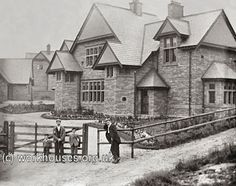 The Workhouse in Rochdale, Lancashire Old Photographs, Old Photos, Vintage Photos, First Color Photograph, Liverpool Uk, Rochdale, Cottage Homes, Rock N Roll, Manchester