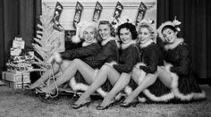 Holiday Hot Rods and Pin-Up Girls