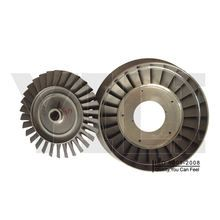 Source Parts for Jet turbine engine for sale on m.alibaba.com Jet Turbine Engine, Jet Engine, 5 Axis Machining, Casting Machine, Stainless Steel Grades, Engines For Sale, Engineering, Planes, Technology