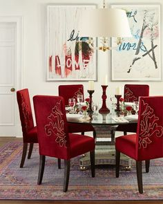 Looking for a romantic restaurant for Valentine's Day? How about turning your home into one?