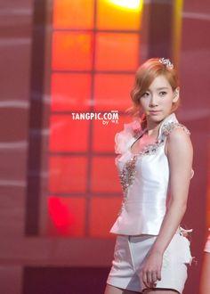 SNSD Taeyeon KBS Music Festival 2011