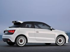 Audi A1 Quattro, wish we could get it!