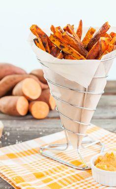 The PERFECT Sweet Potato Fries