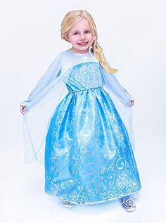Little Adventures Ice Princess Dress MEDIUM (3-5yrs) >>> More info could be found at the image url.