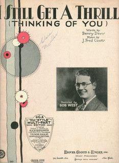 I Still Get A Thrill (Thinking Of You) by Confetta, via Flickr