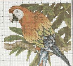 2 Butterfly Cross Stitch, Cross Stitch Bird, Cross Stitch Animals, Cross Stitch Charts, Cross Stitch Designs, Cross Stitching, Cross Stitch Patterns, Pet Dragon, Cross Stitch Collection