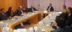 O Ministro da Defesa, Raul Julgmann reuniu-se na segunda-feira ,12, com representantes de entidades para discutir sobre a proposta do Ciclo Completo de Polícia contida na PEC 431/14. O Ministro Jung ...