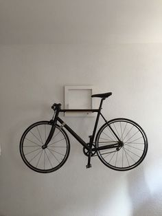 SLÎT can be what you want it to be! Understated and beautifully designed, SLÎT will fit in with your furnishings while providing a secure and ingenious wall holder for your bike. MIKILI – Bicycle Furniture: Made with ♥ in Berlin www.mikili.de