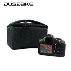 DSLR Camera Lens Pouch Case Insert Bag Carrying Padding for backpack f – Save Major