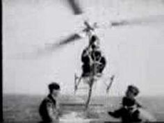 German gyrocopter launched from and towed  by a U boat.  Giving a spotter a much better vantage point to look for targets.