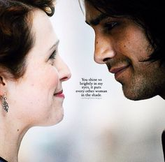 D'Artagnan & Constance. The Musketeers #Constagnan