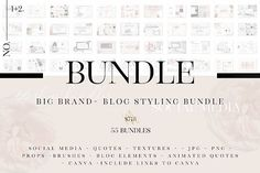 All in one design Bundle - 55 in 1