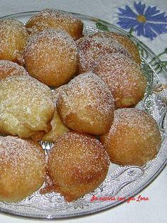 Sicilian Recipes, Dessert Recipes, Desserts, Zia, Pretzel Bites, Fries, Biscuits, Brunch, Food And Drink