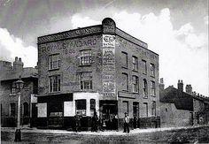 Royal Standard, Greenwich - c 1900