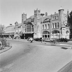 Station Haarlem omstreeks 1993 - Serc