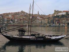 Vino barricas típicos barcos Oporto Port Wine, Portugal, Boat, City, Places, Group, Asia, Design, European Travel