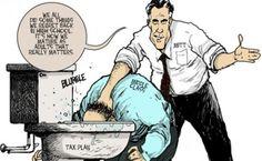 """The matured Mitt"" by Drew Sheneman -©2012 Tribune Media Services  More cartoons"