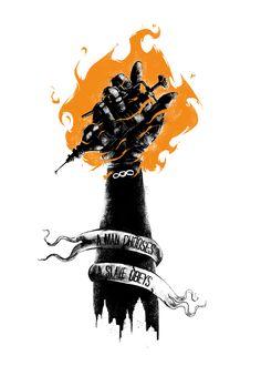 Bioshock incinerate by robopanda31 on DeviantArt