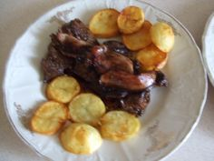 Anglická vepřová játra s bramborovými dukátky a tatarskou omáčkou (fotorecept) - obrázok 8