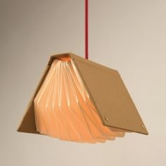 Booklight. I want a bunch of these!