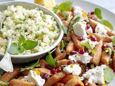 Lauwe salade van geroosterde wortelen en geitenkaas - Libelle Lekker!