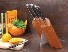 Custom Knife Block | Woodsmith Plans