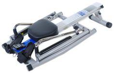 Stamina 1215 Orbital Rowing Machine Review by Garage Gym