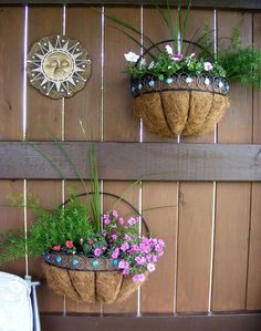 Wall Planters...Revived!