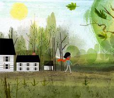 "from ""Goodbye Summer, Hello Autumn,"" by Kenard Pak"