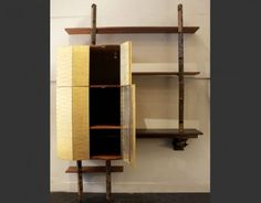 Phil Powell and Paul Evans Studio Bar Cabinet and Server | Paul Evans, Phil Powell and Paul Evans Studio Bar Cabinet and Server (1964)