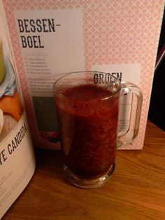 bosbessen - aardbeien - frambozen - spinazie