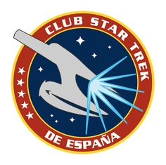 LOGO del CLUB STAR TREK DE ESPAÑA
