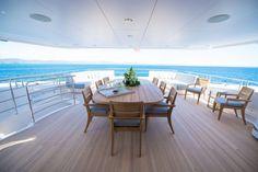 Elysee Yachts - Luxury Yacht Charter | AQUA LIBRA 131
