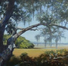 Low Country (study) by Stephen Bach