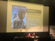 Desierto by Jonas Cuaron is Mexico's Oscar entry